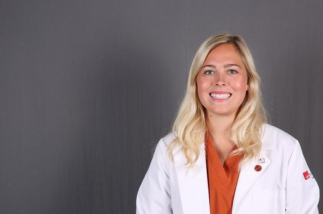 Nursing Student Ashley Edgar Wins First Place | UTMB School of Nursing
