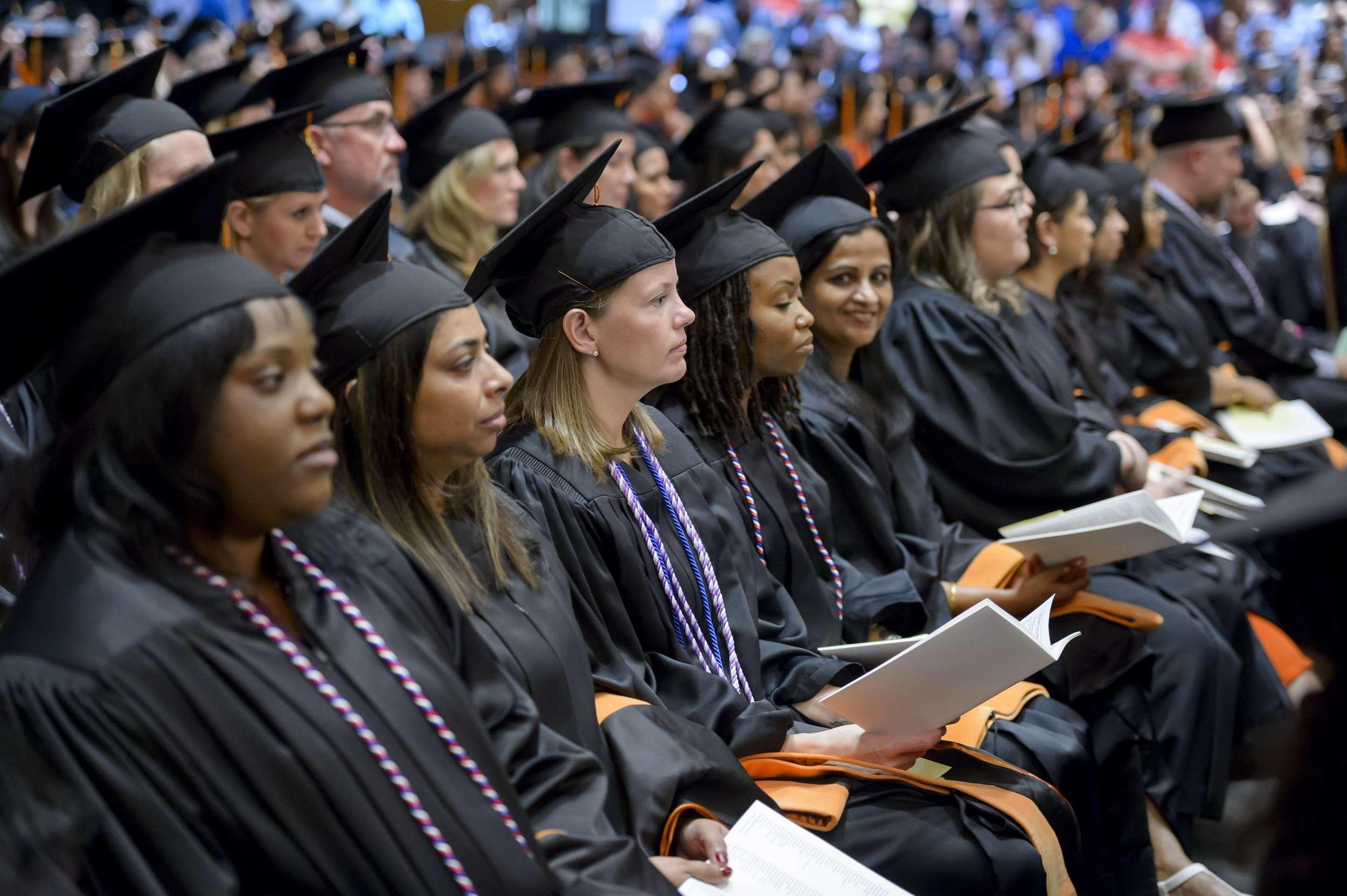 2019 Commencement Graduation Ceremony | UTMB School of Nursing