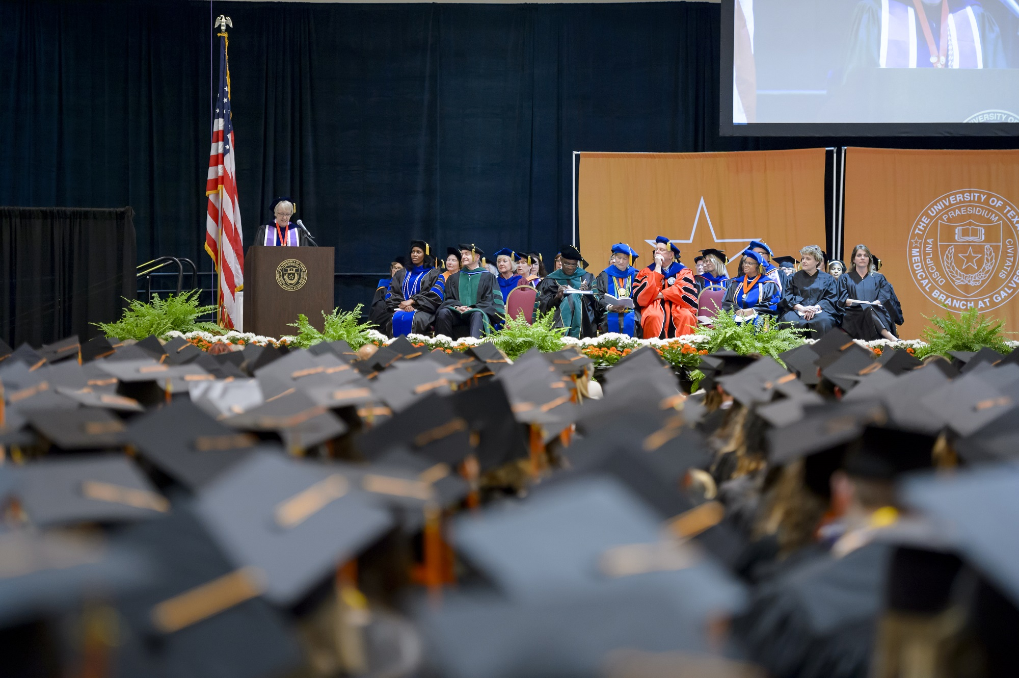 Commencement Ceremony | University of Texas Medical Branch