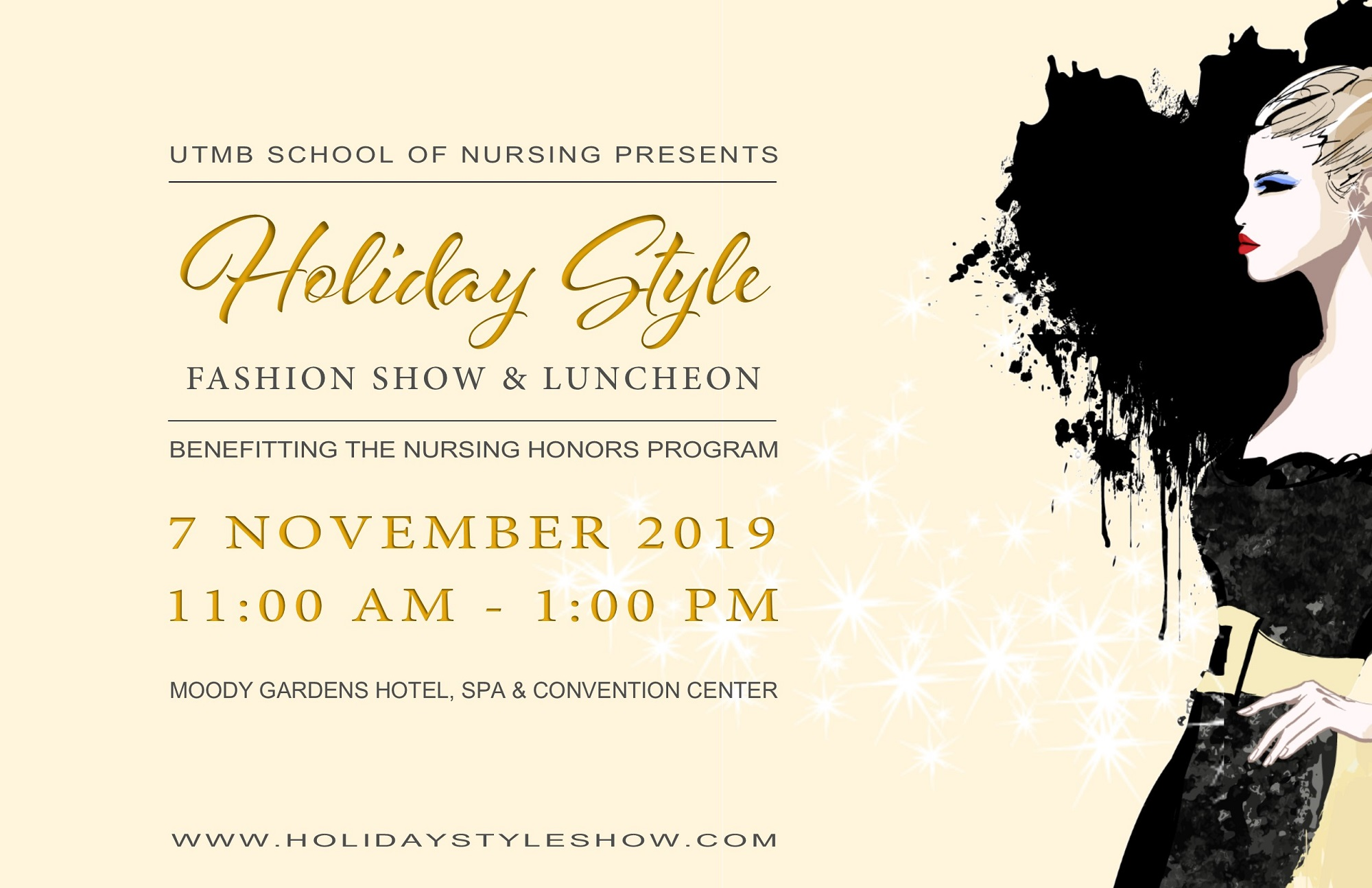 2019 Holiday Style Fashion Show & Luncheon
