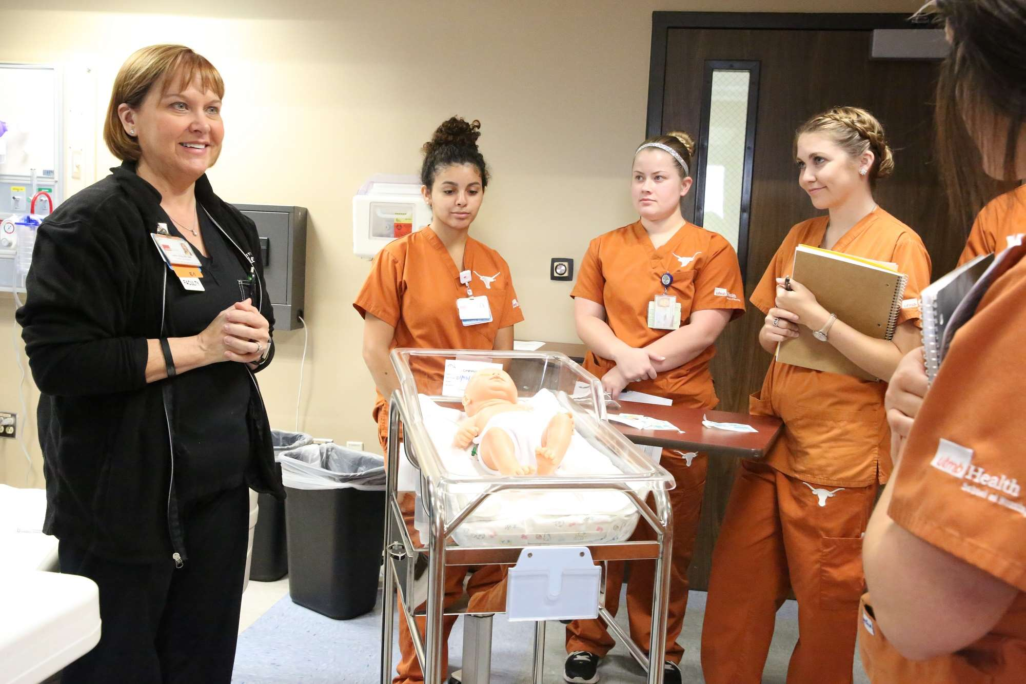 BSN Traditional Program | Pedi Students 2 | UTMB School of Nursing