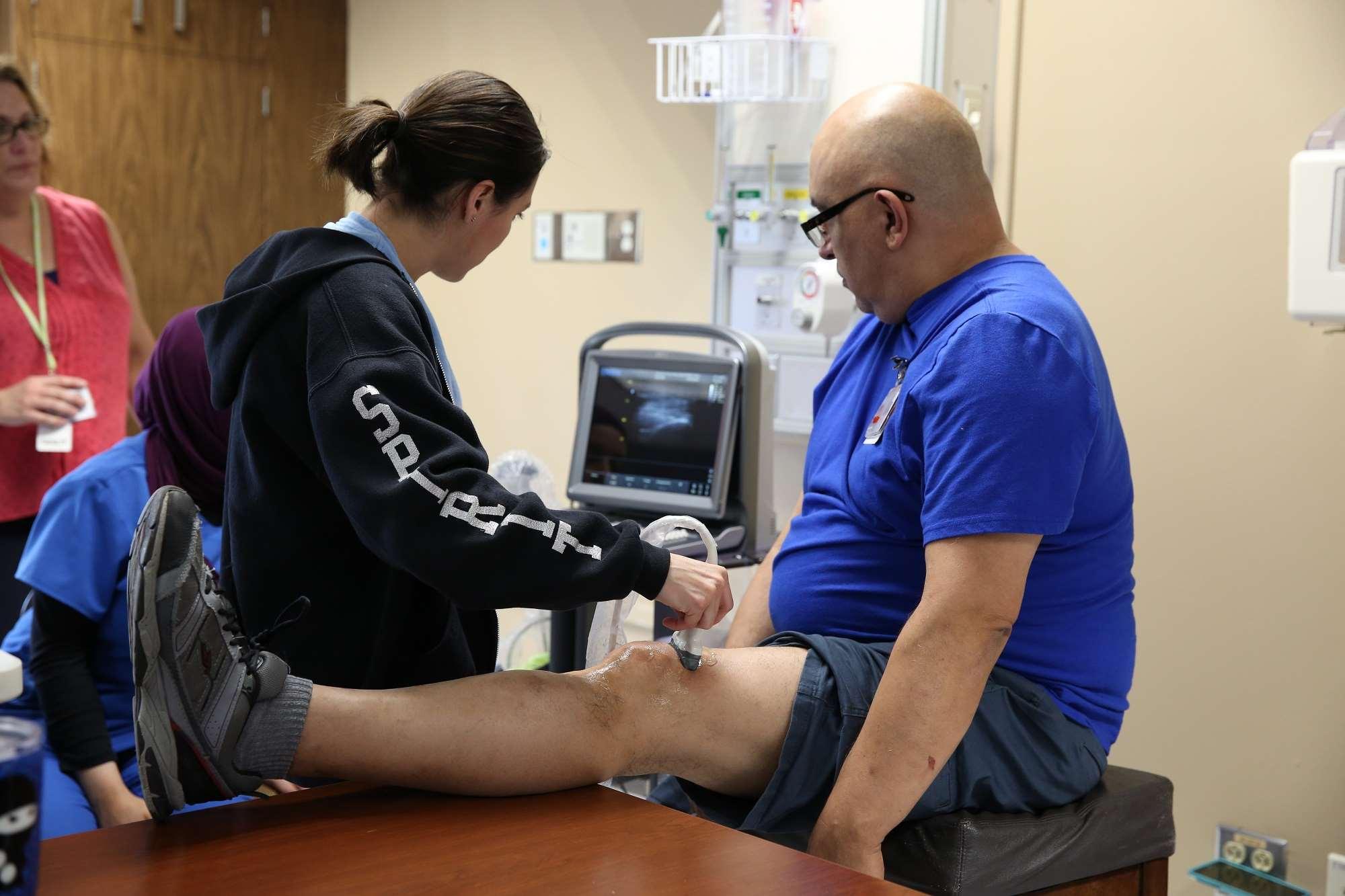 We Demonstrate Compassion | UTMB School of Nursing